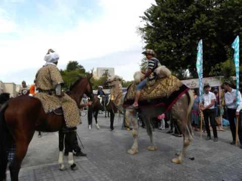Silk&Spice Festival 2016, Bukhara Uzbekistan