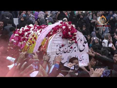Bhayya Se Behna Ko | Kashif Raza Zaidi Kakraulvi | Nauha Album 2017-18 | 1439 Hijri | HD