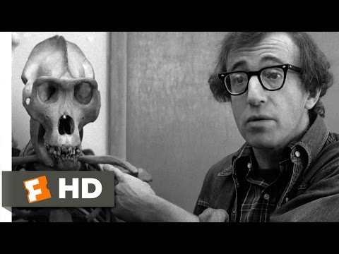 Manhattan (9/10) Movie CLIP - You Think You're God (1979) HD