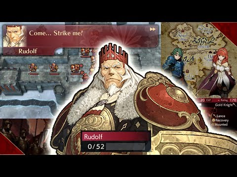 FEE:SoV - How to beat Rudolph in less than 15 seconds on Normal