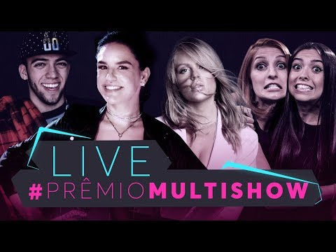 PRÊMIO MULTISHOW 2018 🏆 🎤 🎉   Kéfera, DD11, Lucas Rangel e Luísa Sonza comentam o Prêmio   AO VIVO thumbnail