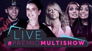PRÊMIO MULTISHOW 2018 ???? ???? ????   Kéfera, DD11, Lucas Rangel e Luísa Sonza comentam o Prêmio   AO VIVO