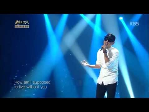 [HIT]불후의명곡2,마이클볼튼(MichaelBolton)-문명진(Moon Myung Jin)-How am I supposed to live without you.20141018