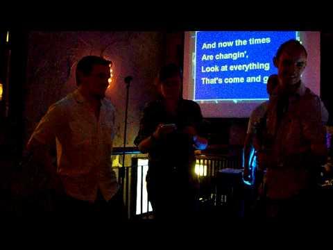 aoife ali n shane karaoke summer of 69