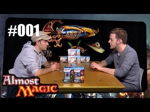 Almost Magic 001  Neue Edition Kaladesch Magic-Nostalgie mit Dennis & Steffen  1911