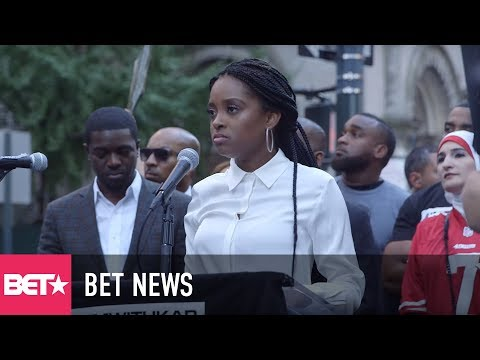 BET Presents A News Special: United We Stand For Colin Kaepernick