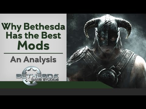 In-depth analysis on Bethesda's mod tools and how their design leads to a robust modding community.