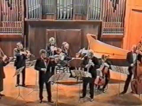 И.С. Бах - Концерт ре минор BWV 1060