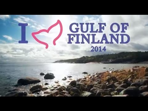 I love Gulf of Finland - with interviews