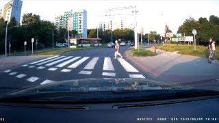 Jedź bezpiecznie odc. 755  (Przejścia dla pieszych w Polsce to tylko dekoracja)