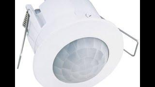 Jak podłączyć czujnik ruchu PIR do instalacji elektrycznej oświetlenia | ORNO 360°