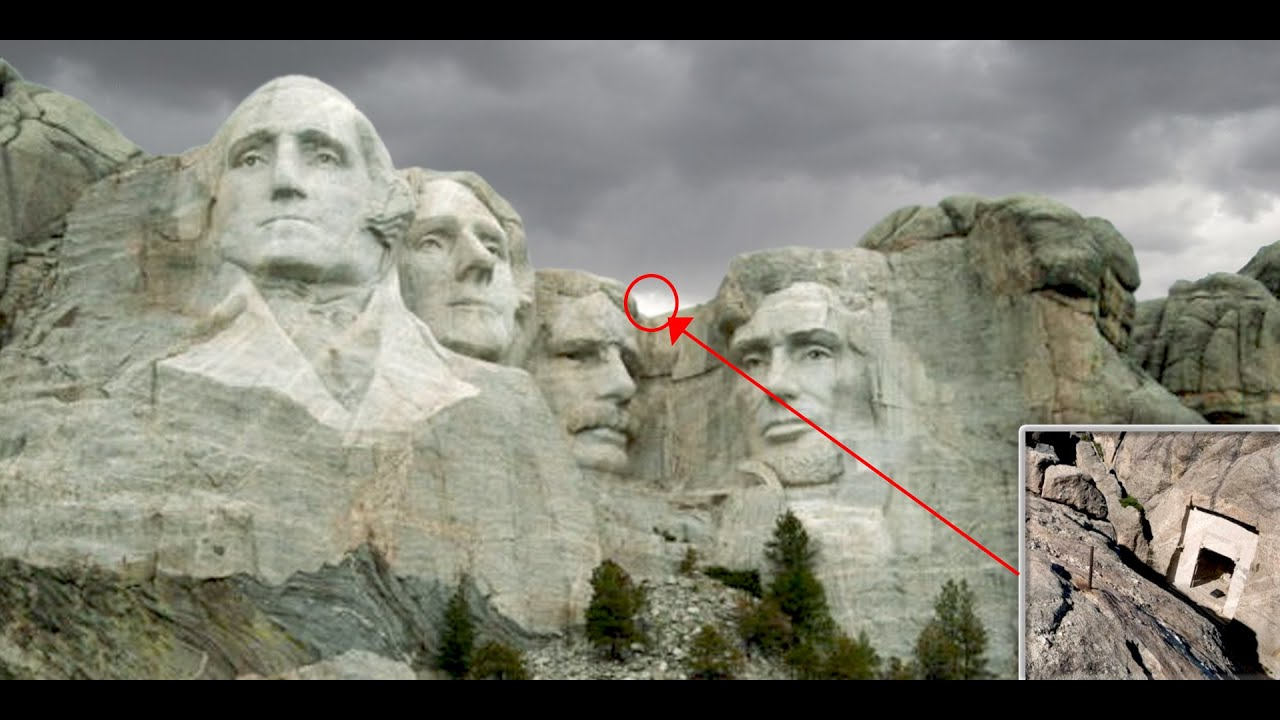 Did You Know That There S A Secret Room In Mount Rushmore