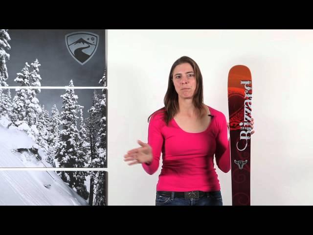 2013 Blizzard Samba Ski Review - OnTheSnow Editors' Pick