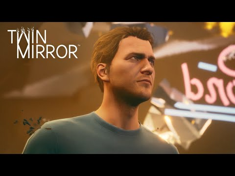 Twin Mirror - Release Date - PS4 / Xbox1 / PC