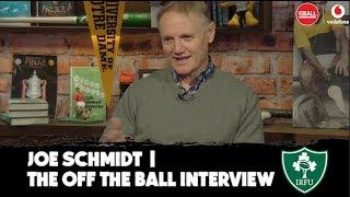 Joe Schmidt: 'We died many deaths' | Specific World Cup regrets | NZ links | criticism