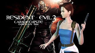 Resident Evil 3: Nemesis - (speedrun  Any%) - Gameplay Español