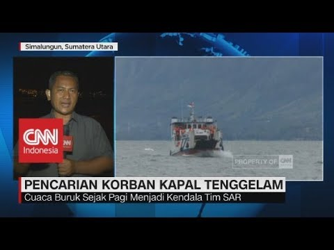 Kapal Selam Tanpa Awak Akan Diterjunkan  Mencari Korban Kapal Tenggelam di Danau Toba