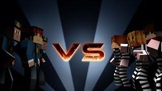 НОВАЯ ТЮРЬМА - НОВЫЕ ЗАКОНЫ (Minecraft)