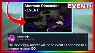 NEW Roblox Piggy *EVENT* Coming Soon!