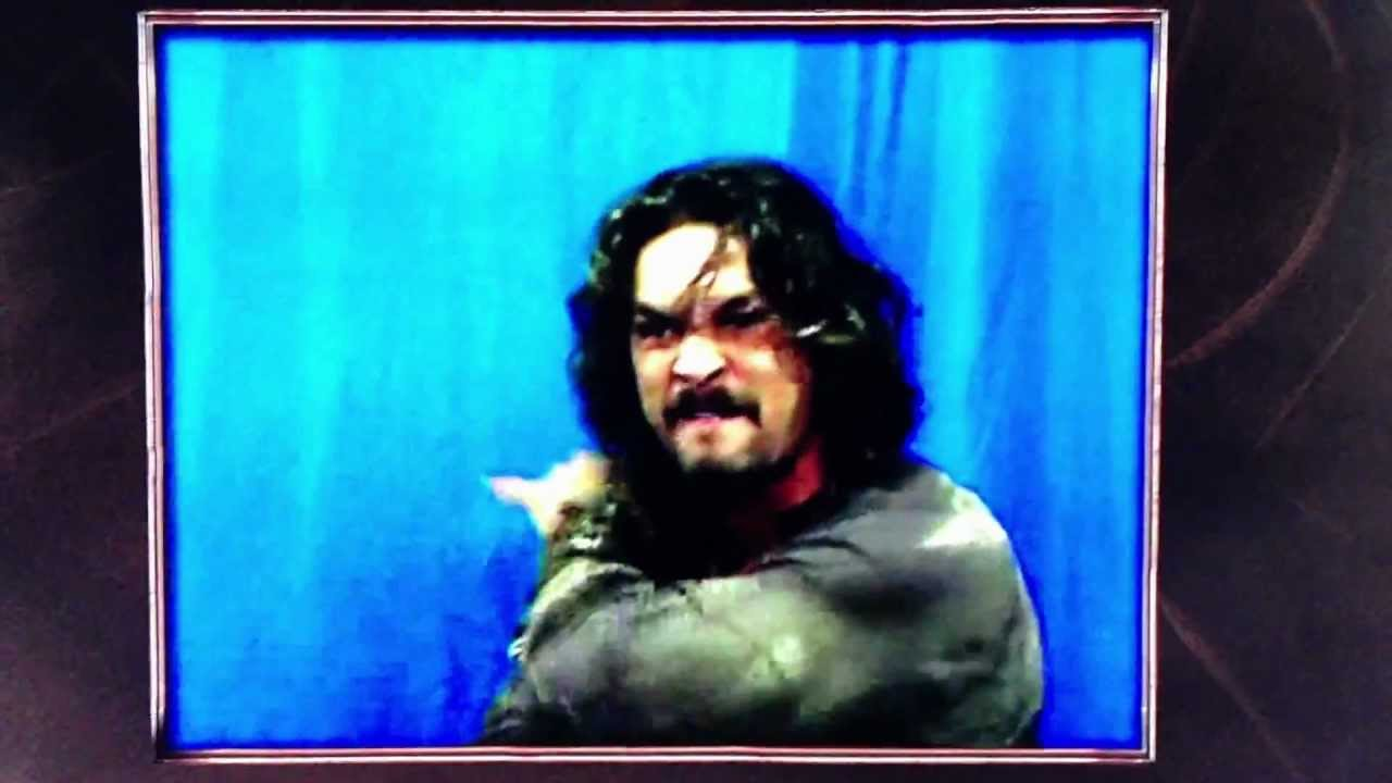 Jason Momoa S Game Of Thrones Audition Youtube