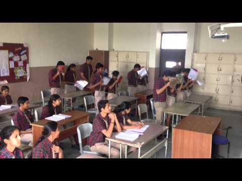 Mangal Newton School k din...