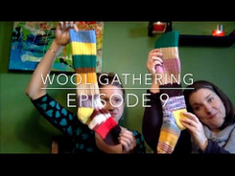 Wool Gathering Episode 9: It's A Tangent