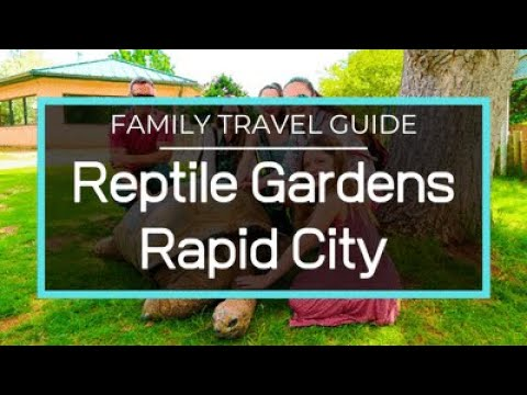 Rapid City - Reptile Gardens, Bear Country USA, Watiki Water Park, Outdoor Campus West
