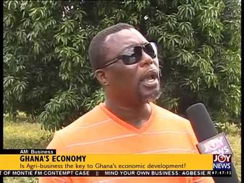 Ghana's Economy - AM Business on Joy News (13-7-16)