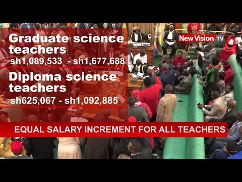 Equal Salary Increment For All Teachers