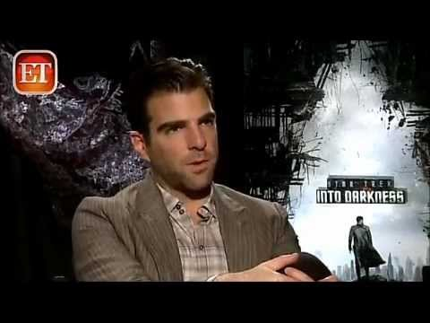 Download Youtube: Star Trek Into Darkness Cast Interview ET Online
