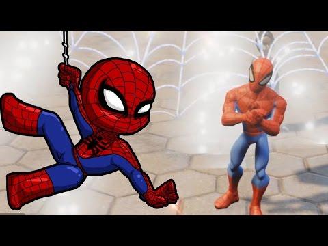 Mission amazing Spiderman