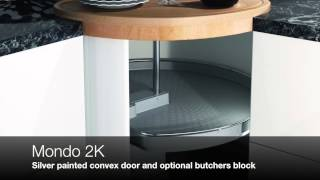Ninka Mondo 2k Kitchen Corner Storage Carousel, Kitchens,  Style Ideas