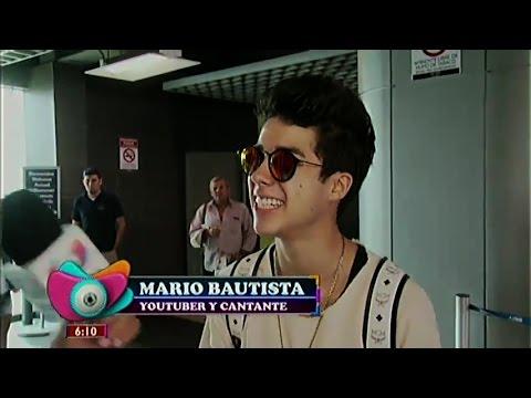 Mario Bautista En Costa Rica (Entrevista Intrusos)