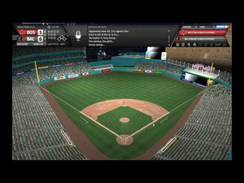 Out of the Park Baseball - A Baseball Management Simulation Game