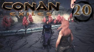 CONAN EXILES - The Volcano #20