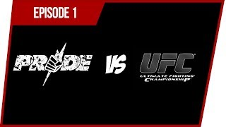 🔴The Beginning Of The Golden Age Of MMA   PRIDE vs UFC   World of Mixed Martial Arts 5