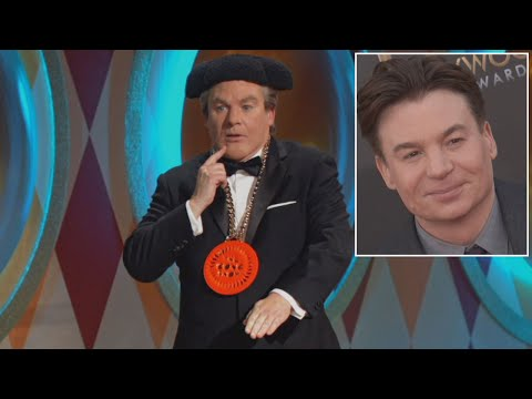 'The Gong ' Returns With Host Mike Myers in Character as 'Tommy Maitland'