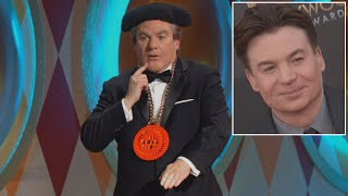'The Gong Show' Returns With Host Mike Myers in Character as 'Tommy Maitland'