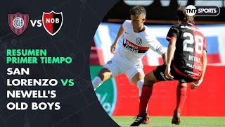 Resumen Primer Tiempo: San Lorenzo vs Newell's | Fecha 19 - Superliga Argentina 2018/2019