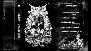 Discum-Conquest (Disclose cover)