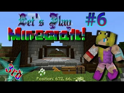 Minecraft with Kitten 6 - A tale of two kitties