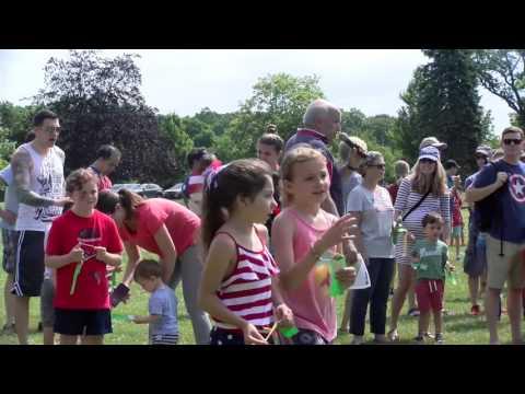 Village of Larchmont 4th of July Races at flint park