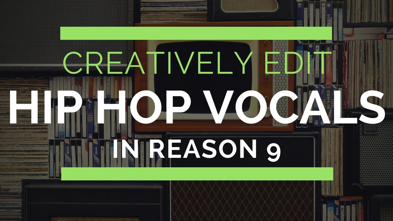 How to Record Rap Vocals ⋆ Stock Music Musician
