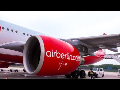 TRIP REPORT | Air Berlin Business Class | A330-200 | San Francisco - Berlin