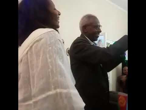 ERITREAN TV Tiffany Hadish In Eritrea