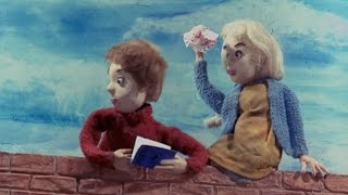 if trainspotting was a 1967 stop motion safety film   bfi