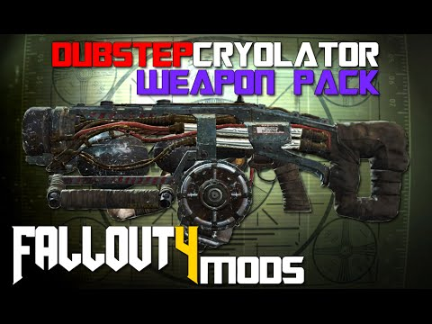 Fallout 4 Console Mods ~ Dubstep Gun (Standalone Weapon Pack)