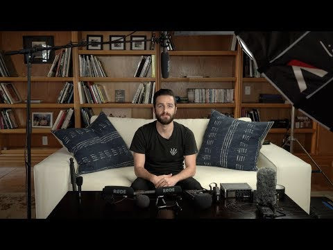 How To Record Audio For An Interview | Hurlbut Visuals