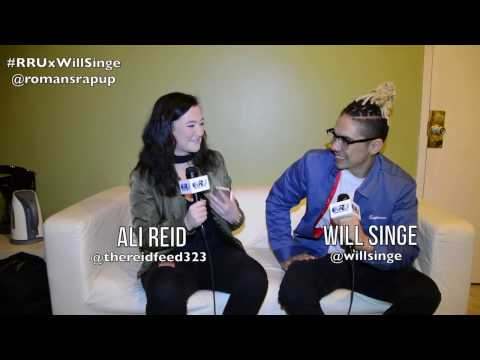 Will Singe Talks New Music, Touring & More