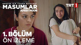 Masumlar Apartmanı 1. Bölüm Ön İzleme | İlk Sahne